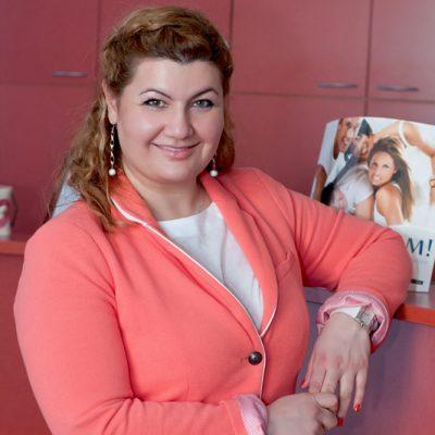 Кристина Каджиковна Гукасян