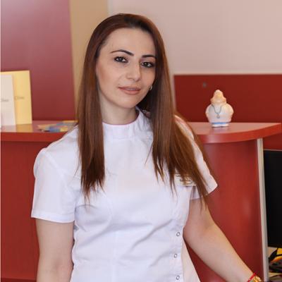 Кристина Михайловна Галечян